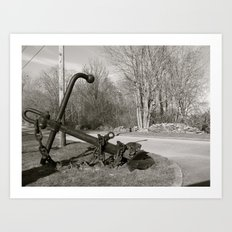 Hope like an Anchor Art Print