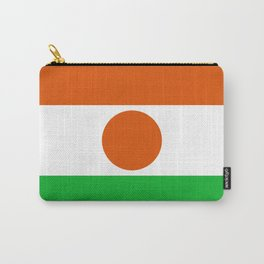 Niger Flag Carry-All Pouch