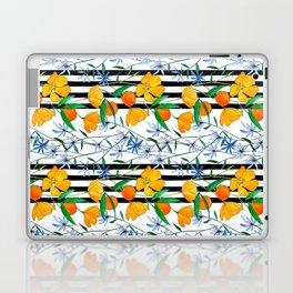 August Stripe Laptop & iPad Skin