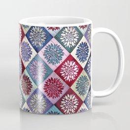 Colored Wood Pattern 3 / Color Variation Coffee Mug