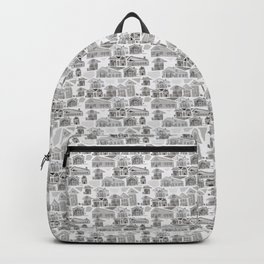 Ink Houses Backpack
