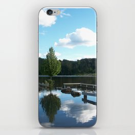 Irene iPhone Skin