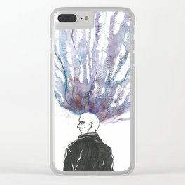 Son of rebellion Clear iPhone Case