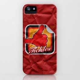 Tickles iPhone Case