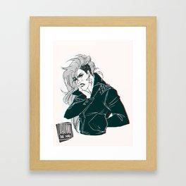 jeanmarco girls (jean) Framed Art Print