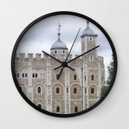 London Tower Wall Clock