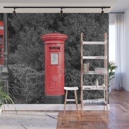 British Icons Wall Mural