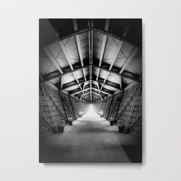 Infinity Room Metal Print