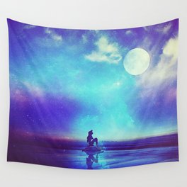 The Little Mermaid Wall Tapestry