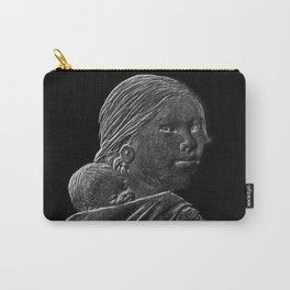 Sacagawea Carry-All Pouch