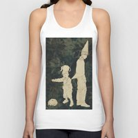 over the garden wall Tank Tops featuring Over the Garden Wall by Ischelle Martin