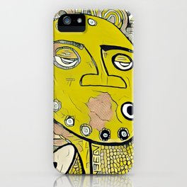 Africanism iPhone Case