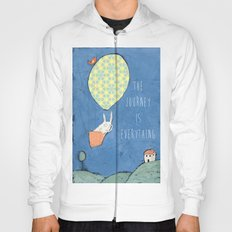 The Journey is Everything Hoody