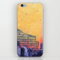denver iPhone & iPod Skins featuring denver by Saari Shelhart