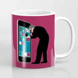 Indiscriminate Collection of U.S. Phone Records Violates the Fourth Amendment Coffee Mug