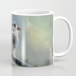 Lil Tit Mouse's Morning Shower Coffee Mug