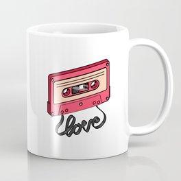 Music is Love Coffee Mug