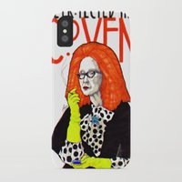 coven iPhone & iPod Cases featuring WE PROTECTED THE COVEN by Robert Red ART