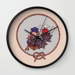EINHORN Wall Clock