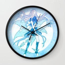 The Dream Faerie Wall Clock
