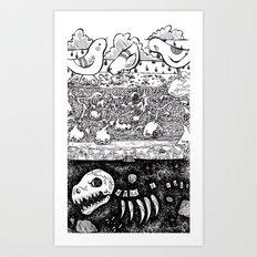 Velvet Underground Art Print