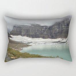 Grinnell Glacier - Expiration Date 2030 Rectangular Pillow