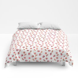 Fruit Slices Pattern Comforters