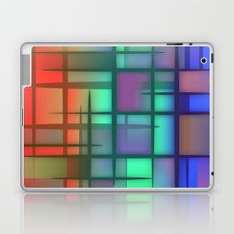 Abstract Design 6 Laptop & iPad Skin
