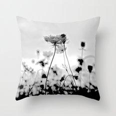 Nature's Waltz Throw Pillow