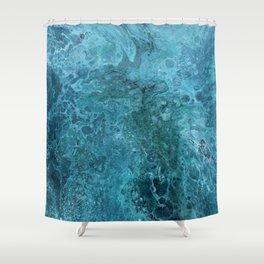 Emerald Isle Shower Curtain