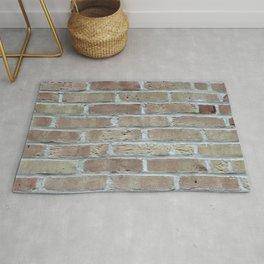 Old Brickwall Rug