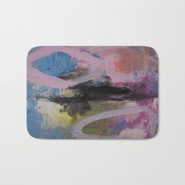 colors of the week - sunday Bath Mat