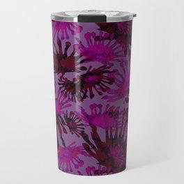 African Daisy Travel Mug