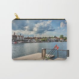 Prepared For Rowing At Henley Carry-All Pouch