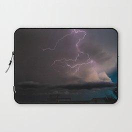 Spring Lightning Laptop Sleeve