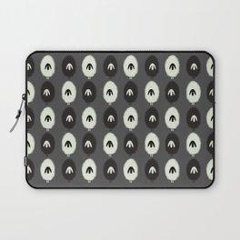 Sheep black & white Laptop Sleeve