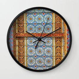 Temple Celling Wall Clock