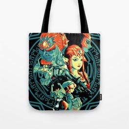 A World of Balance Tote Bag