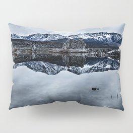 MONO LAKE WINTER Pillow Sham