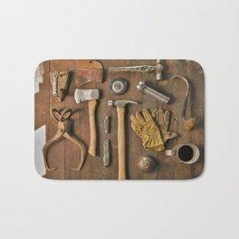 Tools (Color) Bath Mat