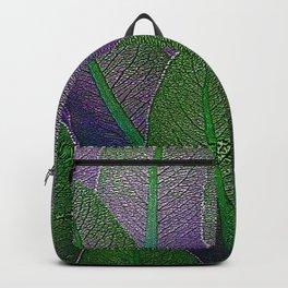 Lobelia leaves Backpack
