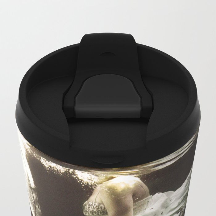 abyss of the disheartened VII Travel Mug
