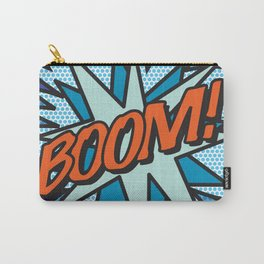 Comic Book BOOM! Carry-All Pouch