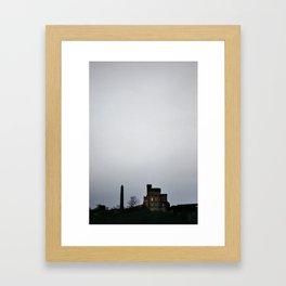 Not Edinburgh Castle Framed Art Print