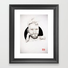 AS LAB RATS 02 Framed Art Print