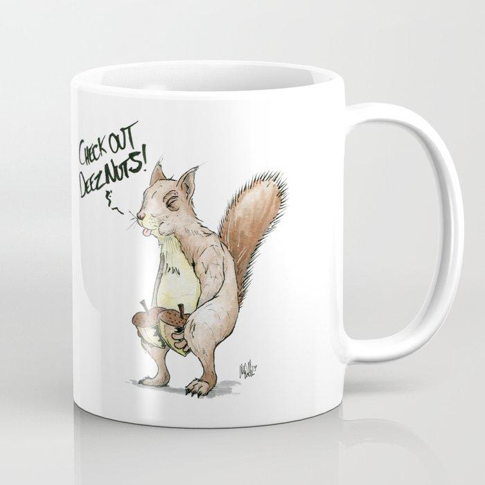 A Sassy Squirrel Kaffeebecher