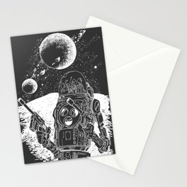 Duke of the Moon Stationery Cards