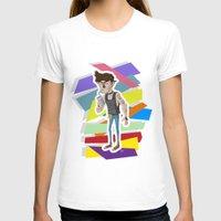 80s T-shirts featuring 80s werewolf by JudithzzYuko