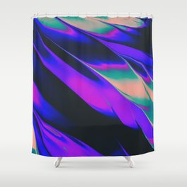 EVERYTHING IS WRONG Shower Curtain