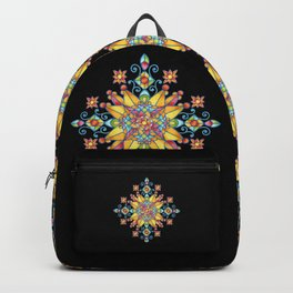 Alhambra Stained Glass Backpack